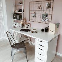 Domowe biuro #czterykątyitaraspiąty