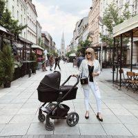 Już wiem, dlaczego kobiety decydują się na kolejne dziecko | Recenzja wózka NUNA MIXX2