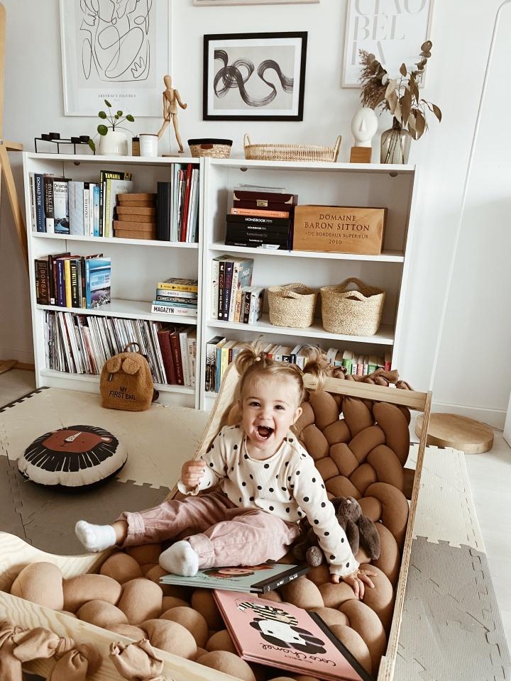 Jak dziecko zmieniło nasze mieszkanie?